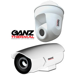 CBC Releases the Ganz Thermal Camera Series Powered by DRS Technologies