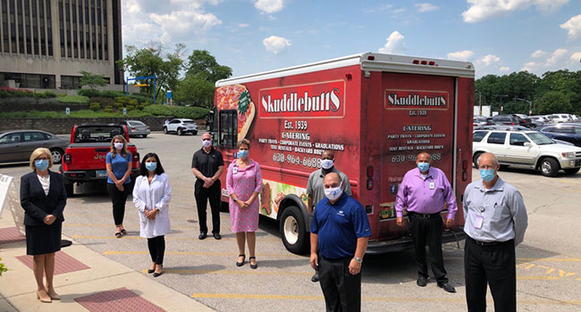 ADT Commercial Donates Meals to Healthcare Workers Across the United States