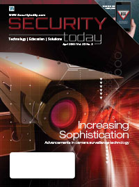 Security Today Magazine - April 2019