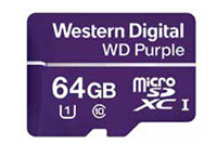 Western Digital Purple microSD card