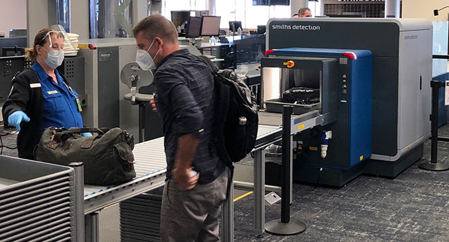 Albany International Airport gets New State-of-the-art 3-D checkpoint Scanner to Improve Explosives Detection
