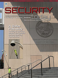 Security Today Magazine - November December 2020