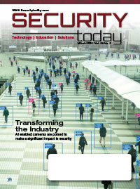 Security Today Magazine - March 2020