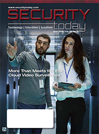 Security Today Magazine - June 2018