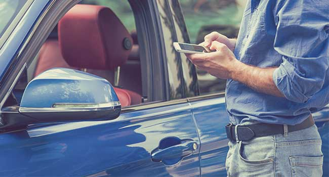 Why Smartphone Apps Could Soon Replace Car Keys