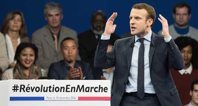 French Presidential Campaign Sees Breach Similar to Hack that Plagued American Election