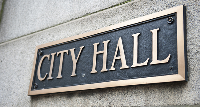 Kentucky City Hall Protects Employees with Security Enclosure