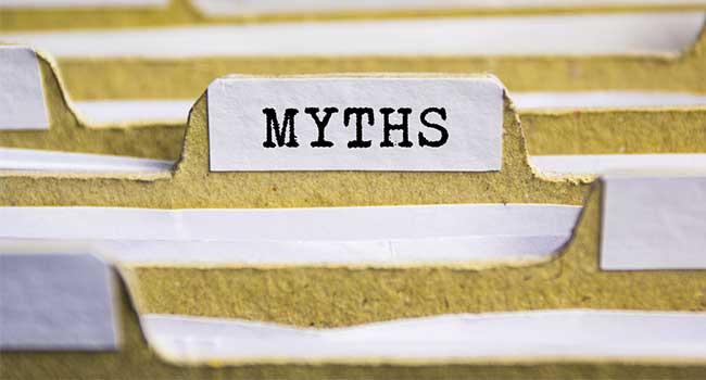 Five Biggest Security Myths Busted