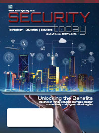 Security Today Magazine - January February 2019