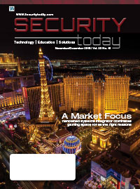 Security Today Magazine - November December 2018