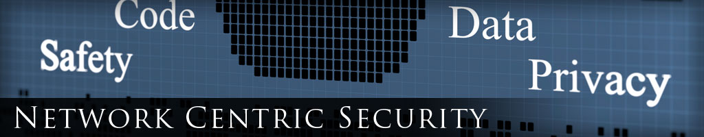 Network Centric Security